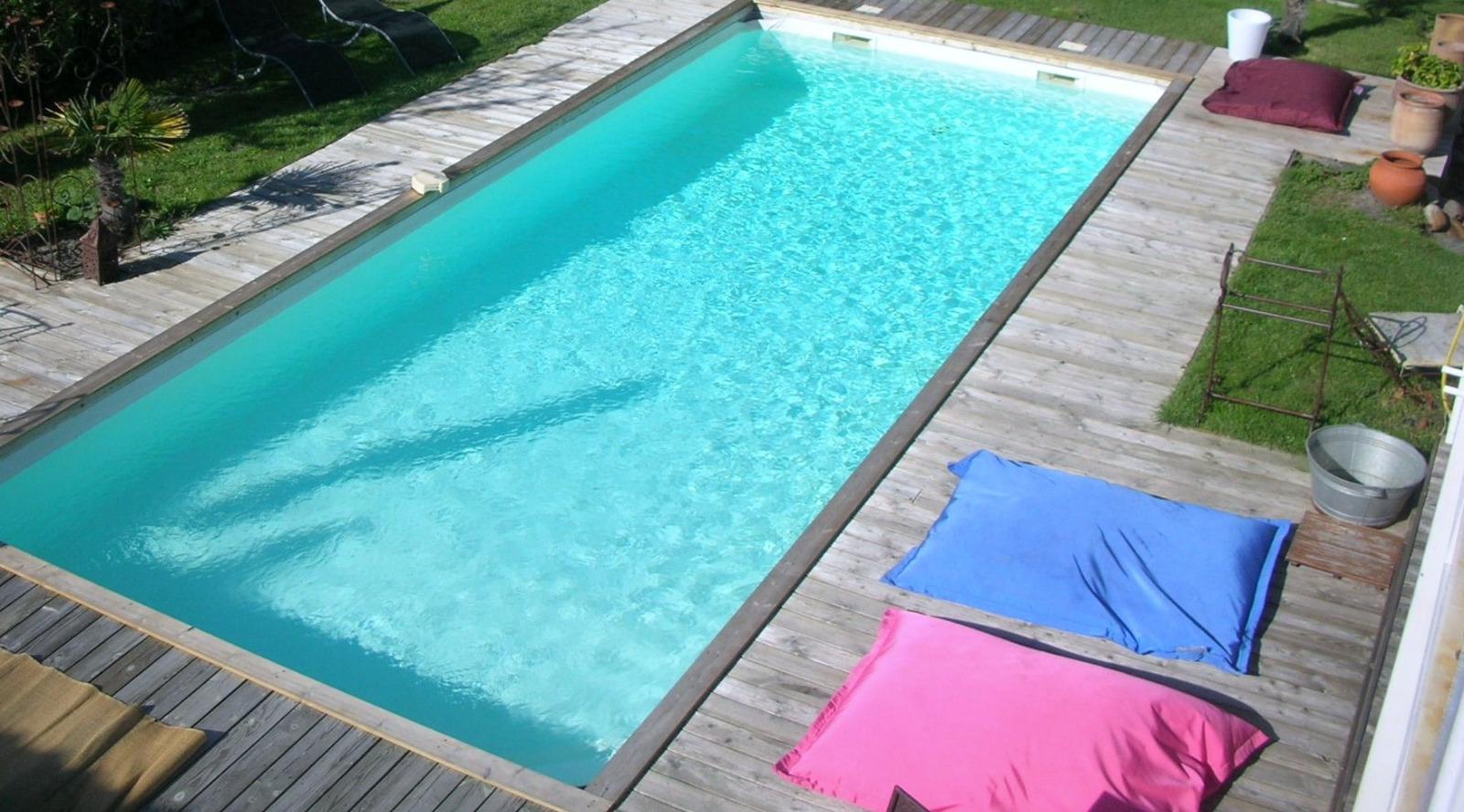 Andernos les bains maison en 1 re ligne piscine immo for Piscine andernos