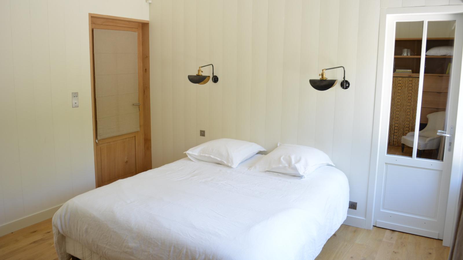Cap ferret 44 hectares cabane de luxe en 1 re ligne du bassin acc s direct la plage immo - Hotel luxe cap ferret ...