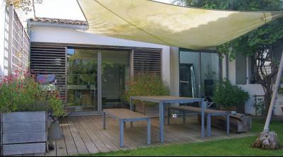 Île de Ré, Le Bois plage en Ré, villa moderne aux prestations de qualité, avec piscine