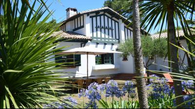 Location, Cap Ferret, centre village, Villa Arbola Aspiak