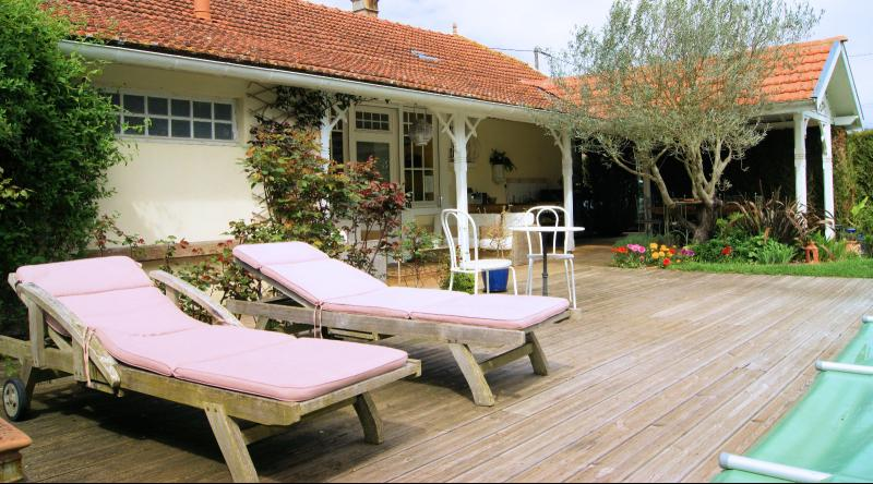 Villa ar s proche bassin d 39 arcachon belles maisons du for Belles maisons du bassin