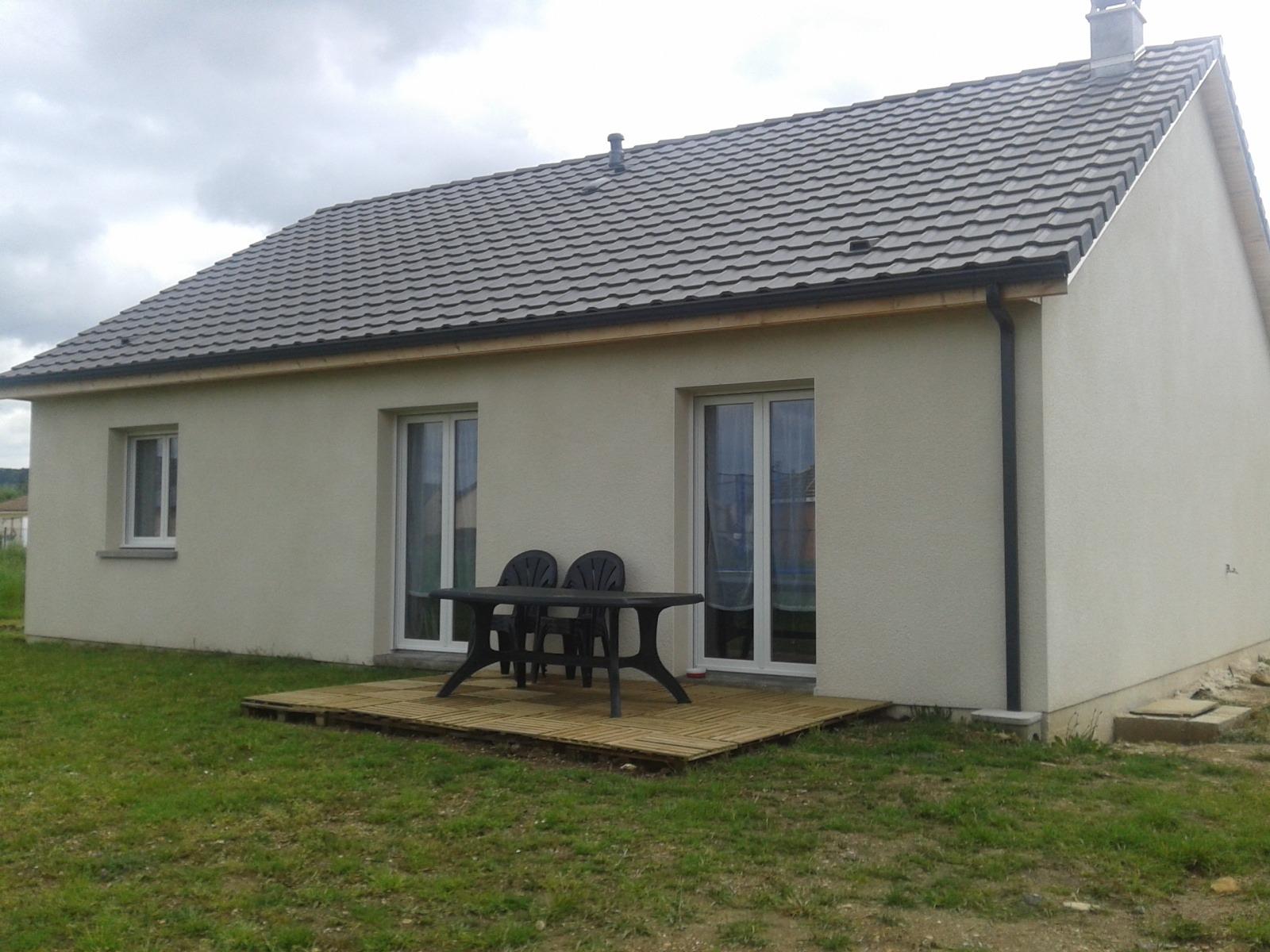 Vente maison mitoyenne sedan 08200 88m avec 5 pi ce s for Achat maison neuve villebon sur yvette