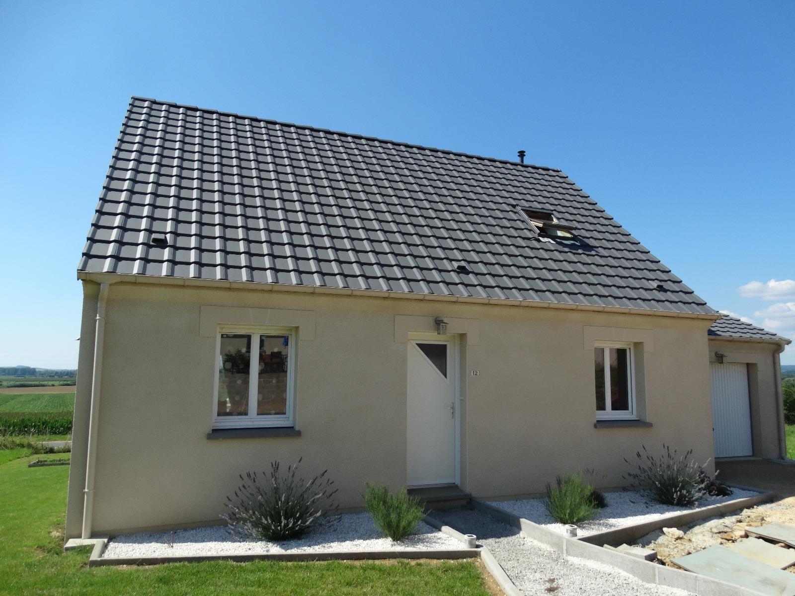Vente maison mitoyenne mairy 08140 105m avec 6 pi ce s for Achat maison neuve villebon sur yvette