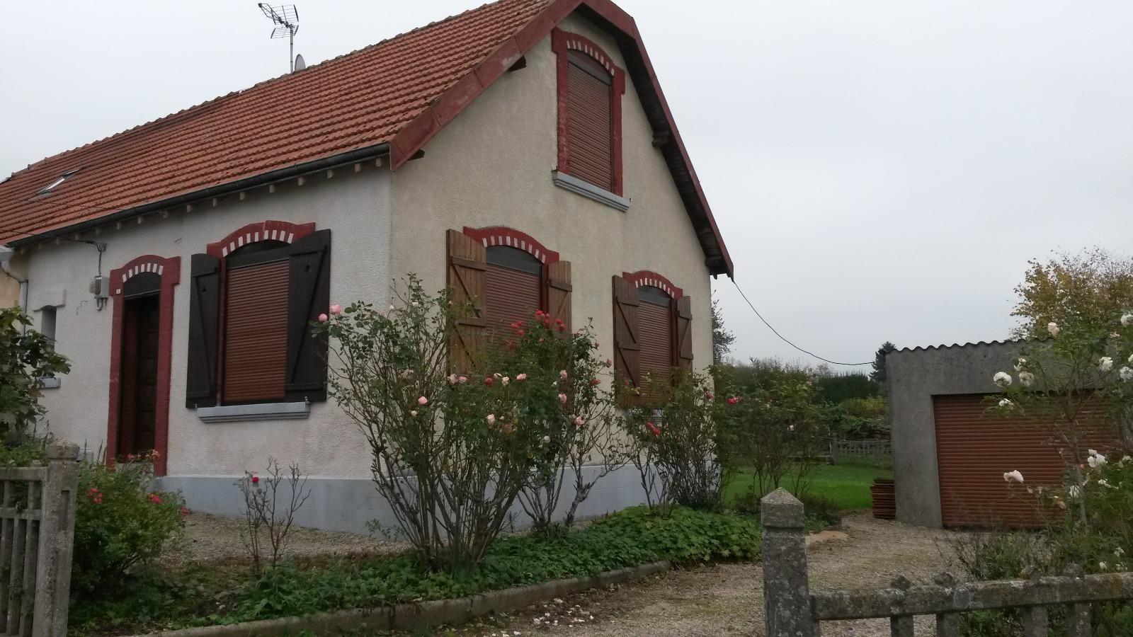 Vente maison mitoyenne mouzon 08210 64m avec 4 pi ce s dont 2 chambre s sur 407m de - Maison avec petit jardin angers ...
