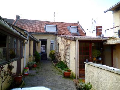 ANICHE Maison en retrait de rue