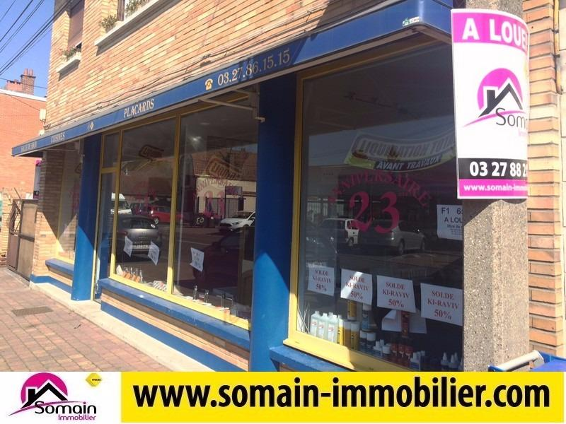 Location LOCAL COMMERCIAL SOMAIN CENTRE