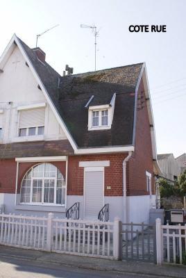 PROUVY Maison 1930 semi-individuelle, 3chs, garage, jardin