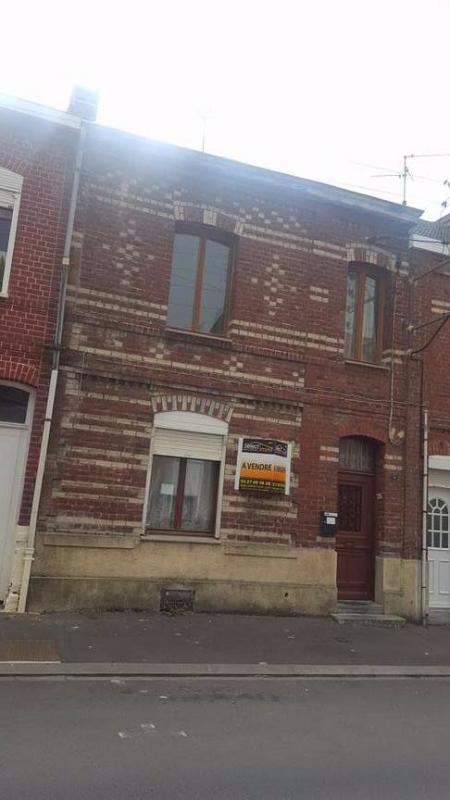 Vente EXCLUSIVITE SAINT-SAULVE Maison de ville bon secteur