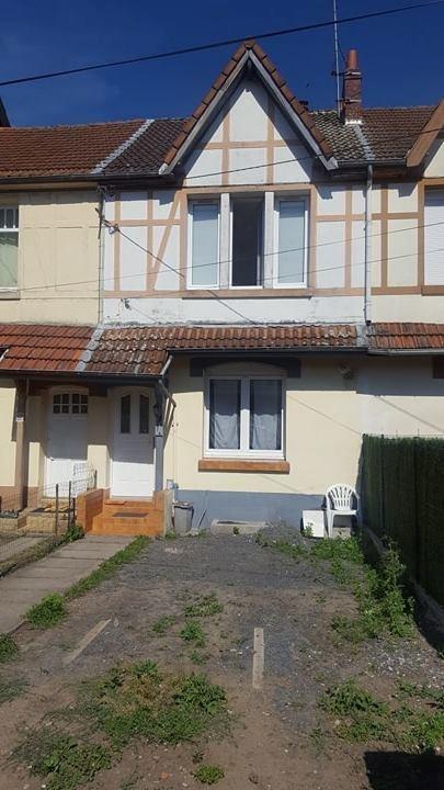 Vente CRESPIN Jolie maison avec jardin
