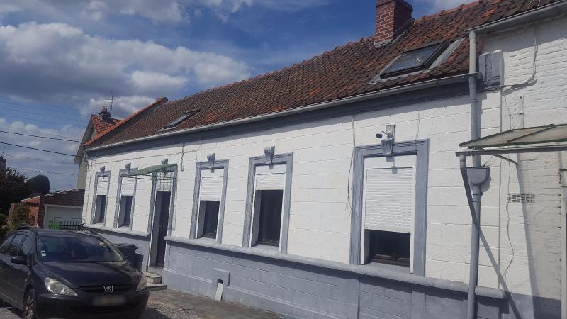 Vente ESTREUX Longère rénovée, 3 chambres, grand jardin, garage