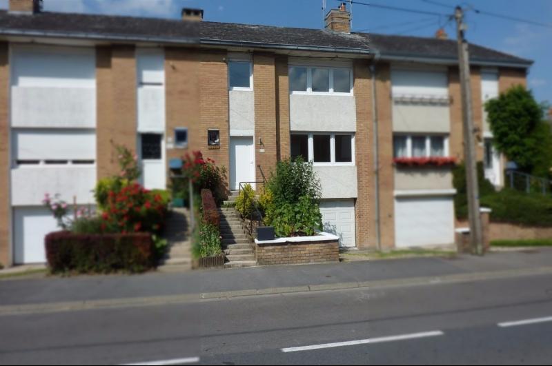 Vente AULNOY-LEZ-VALENCIENNES Maison de ville 3 chambres, jardin, garage
