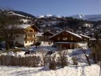 Location saisonni�re MEGEVE,   saisonni�re appartement T3