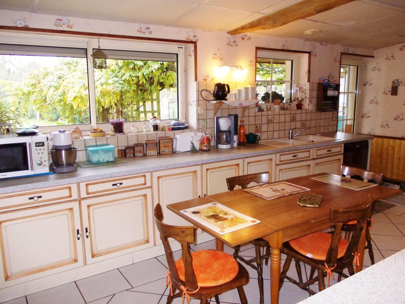 Vente SAINT GERMAIN 71 ferme rénovée avec logement 260 m² 3