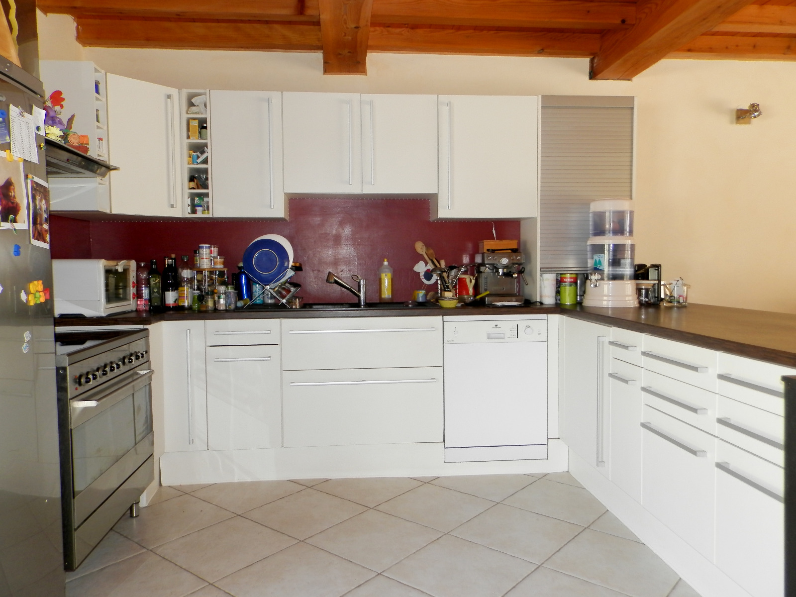 Vente axe lons le saunier dole maison 234 m sur for Cuisine 3d concept dole