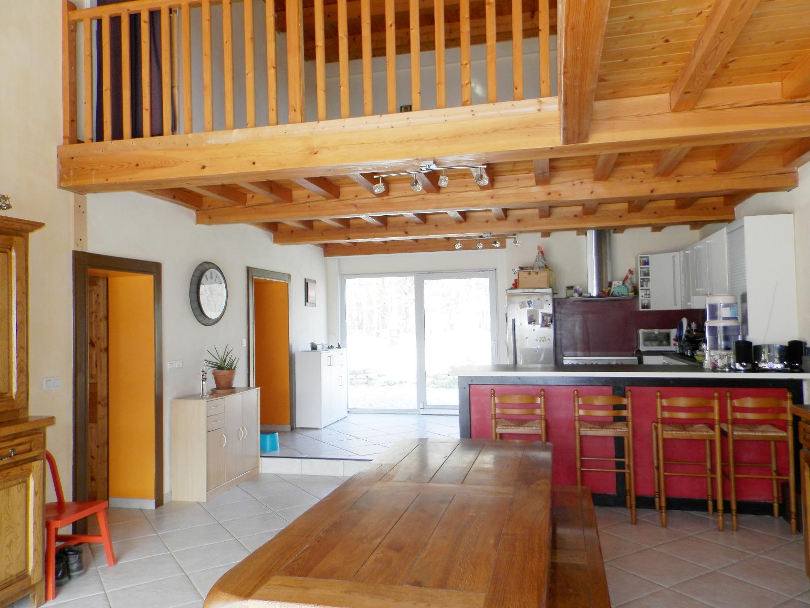 vente axe lons le saunier dole maison 234 m sur terrain 4300 m 3d immobilier. Black Bedroom Furniture Sets. Home Design Ideas