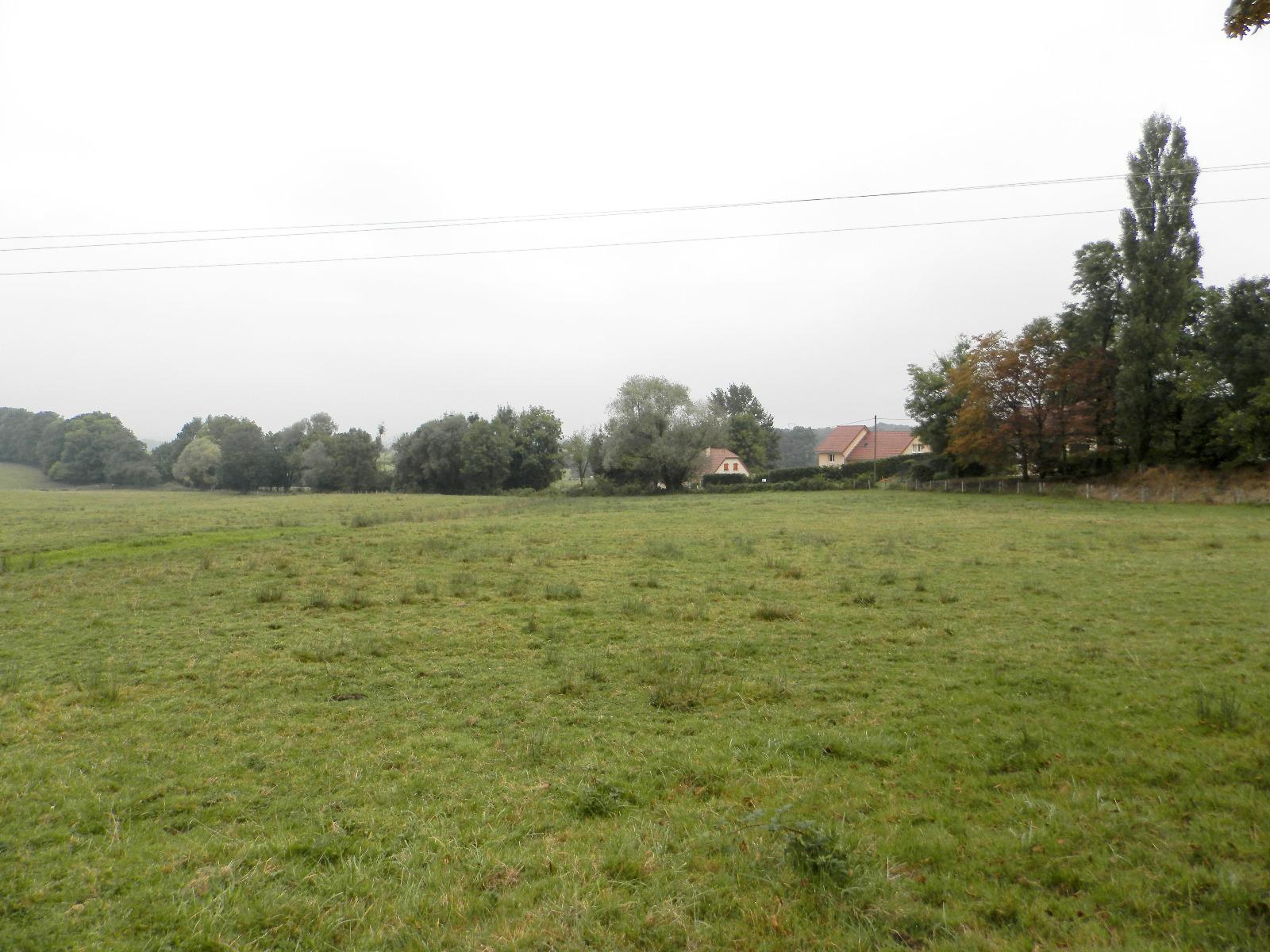 Vente proche lons le saunier 39 terrain constructible for Frais de notaire pour achat d un terrain non constructible
