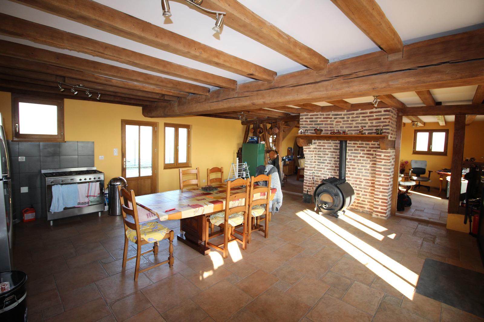 Mervans 71 sa ne et loire vendre ferme bressane - Chambre d agriculture de saone et loire ...