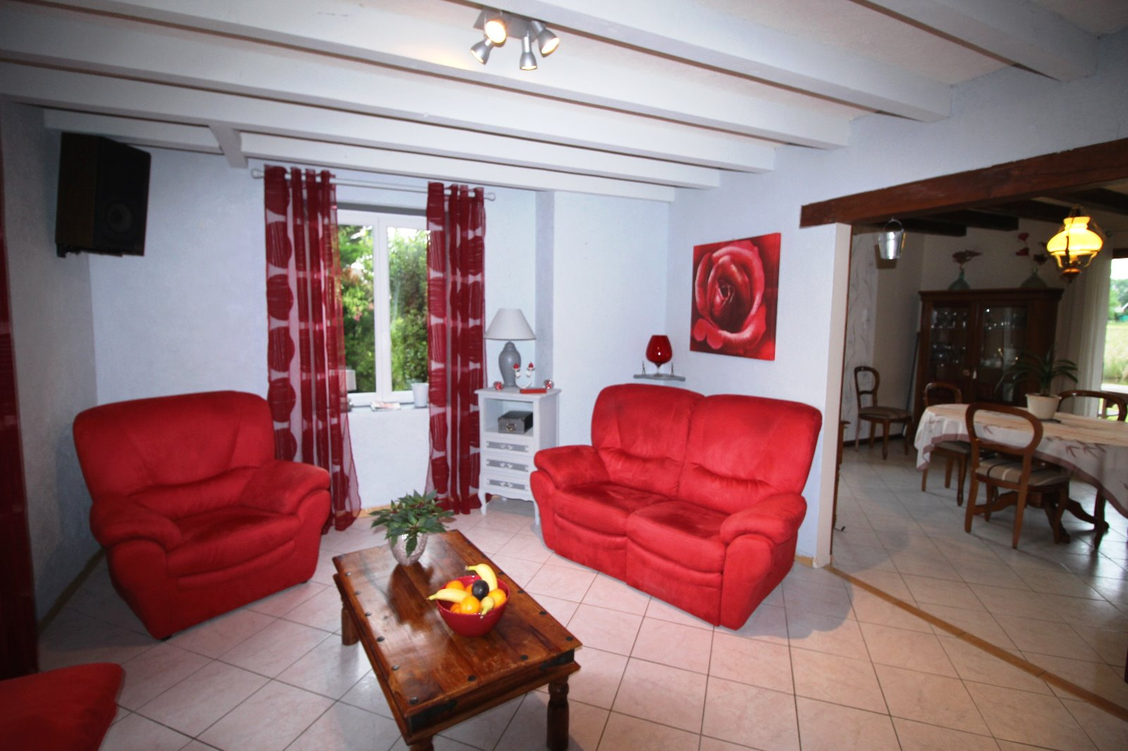 Bellevesvre (71), à vendre maison rénovée de 7 pièces(4 chambres ...