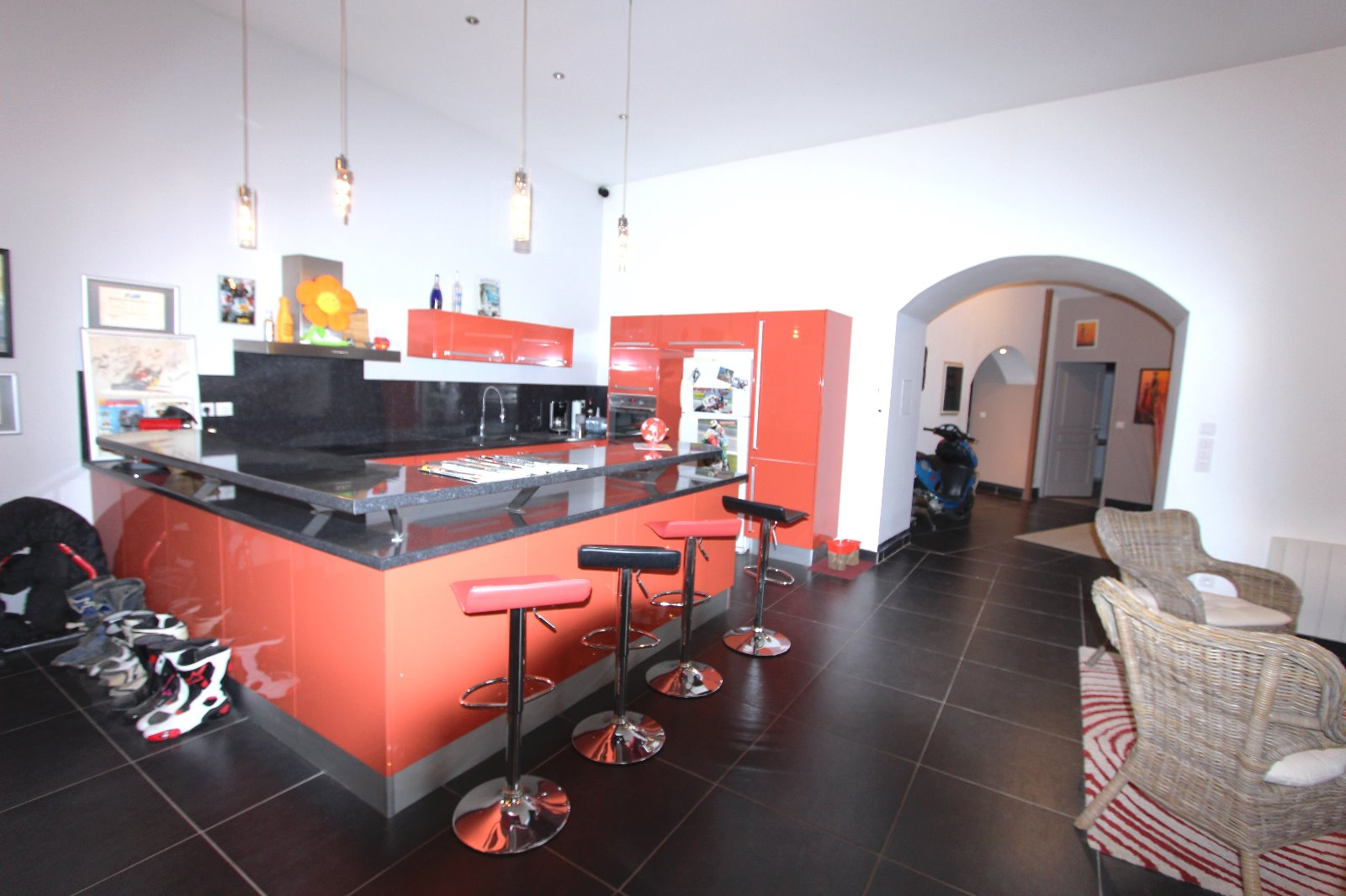 Lons le saunier 39 jura vendre appartement de plain for Garage solidaire lons le saunier