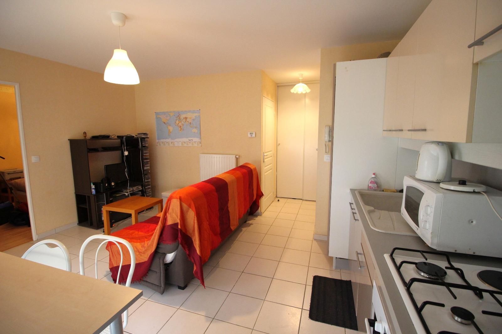 vente lons le saunier 39000 appartement f2 de 38 m avec balcon pour investisseur - Cours De Cuisine Lons Le Saunier