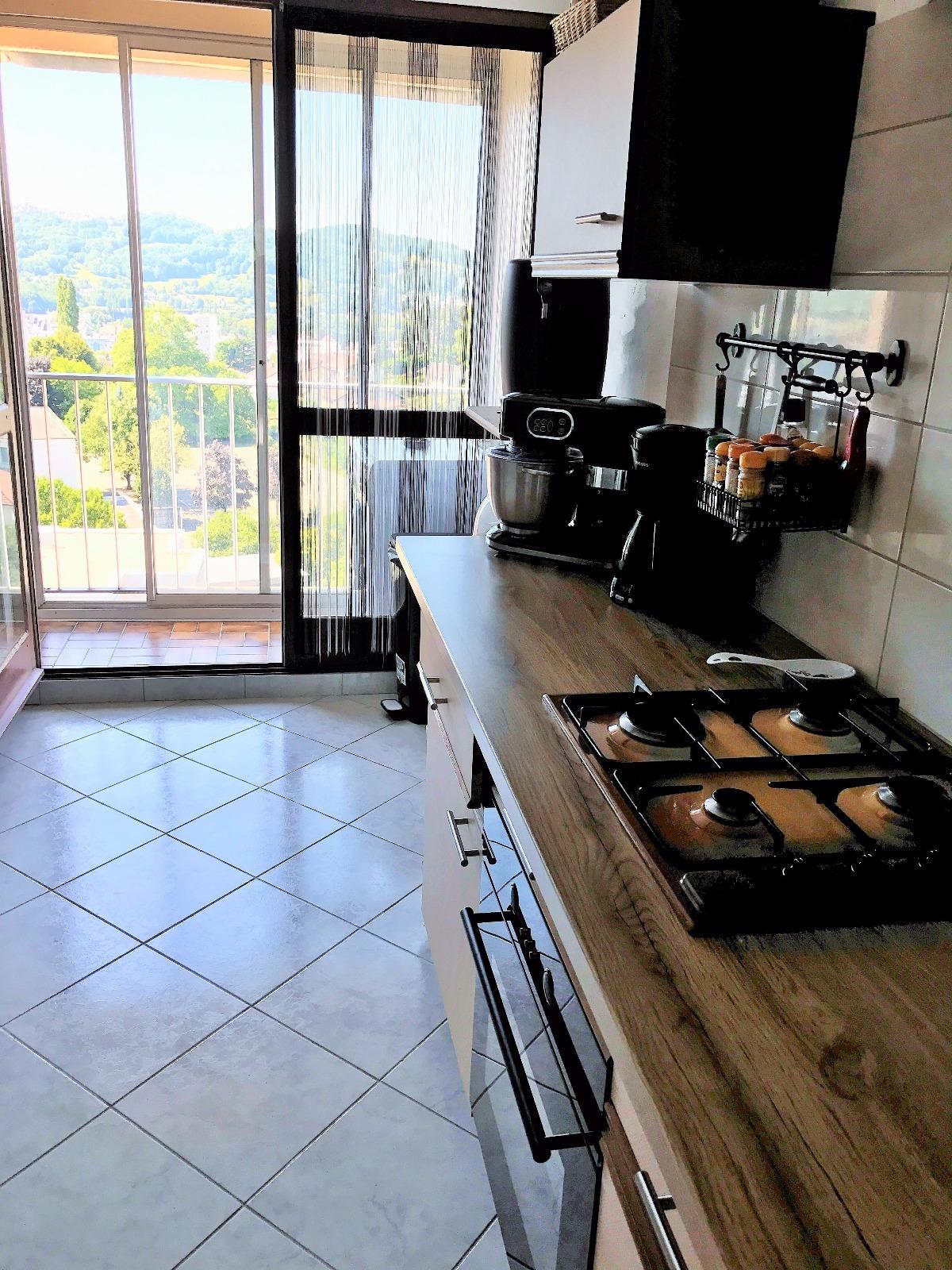 Lons Le Saunier 39000 Vends Appartement Type 4 De 86m