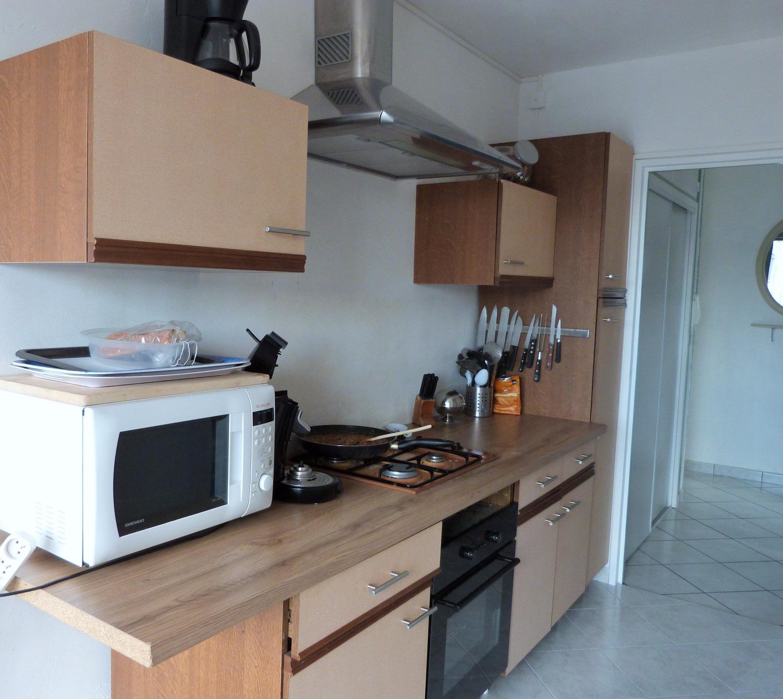 Lons le saunier 39000 vends appartement type 4 de 86m - Cuisine lons le saunier ...