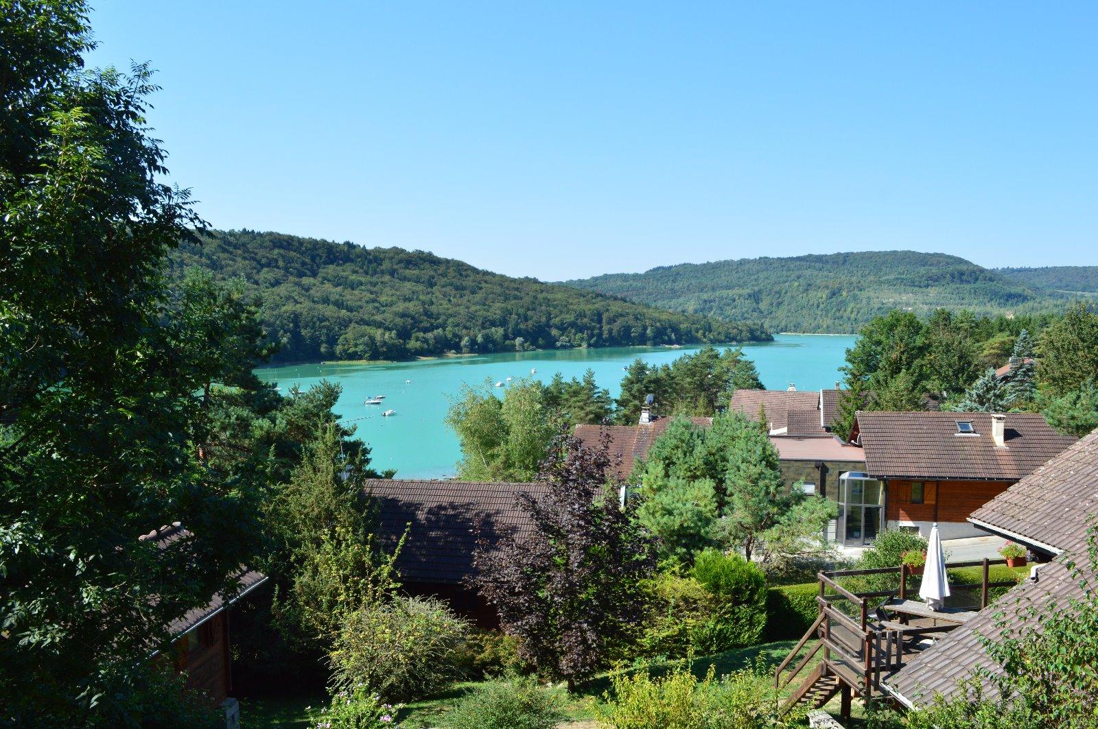 Clairvaux les lacs vends maison 190 m avec 2 logements vue lac vougalns plage 2mn 3d - Maison avec vue lac lands end ...