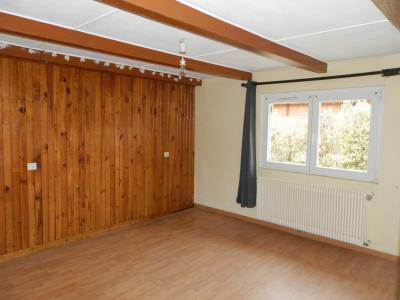 Vente proche BLETTERANS (39), maison de plain-pied, 65 m² sur terrain de 757 m², CHAMBRE 13 m ²