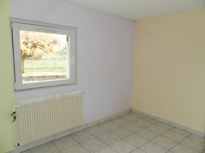 Vente proche BLETTERANS (39), maison de plain-pied, 65 m² sur terrain de 757 m², CHAMBRE / BUREAU 7 m²