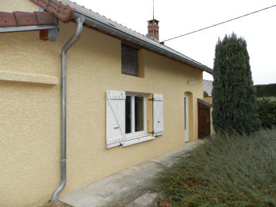 Vente proche BLETTERANS (39), maison de plain-pied, 65 m² sur terrain de 757 m², MAISON A VENDRE 65 m²
