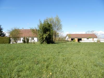 Vente PIERRE DE BRESSE (71), maison 145 m² (1994) et dépendances, sur terrain 4000 m², PROPRIETE A VENDRE