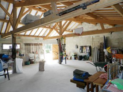 Vente PIERRE DE BRESSE (71), maison 145 m² (1994) et dépendances, sur terrain 4000 m², DEDEPENDANCE 110 m²