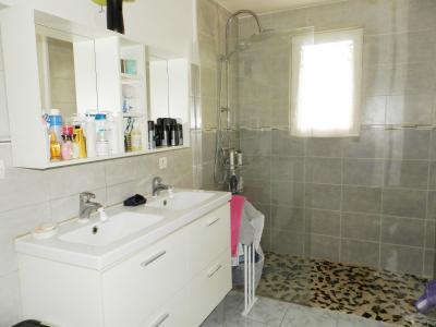 Vente LOUHANS (71500), maison de plain-pied (2003), 92 m², 4 chambres, terrain 1620 m², SALLE D