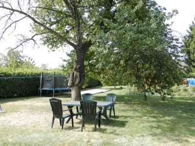 Vente BLETTERANS (39), maison en pierre 200 m², sur terrain de 2078 m²., VUE TERRAIN 2078 m²