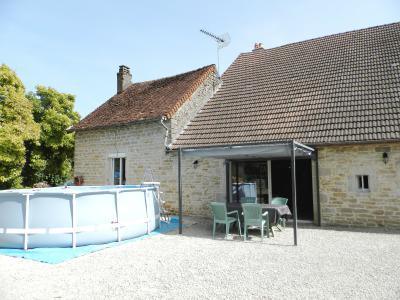 Vente BLETTERANS (39), maison en pierre 200 m², sur terrain de 2078 m²., MAISON A VENDRE 200 m²