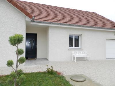 Vente LONS LE SAUNIER (39), maison plain-pied (2016), de 116 m² sur terrain de 743 m², MAISON A VENDRE 116 m²