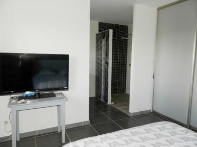 Vente LONS LE SAUNIER Nord (39), maison récente (2013), plain-pied 105 m² env. sur terrain 964 m², SUITE PARENTALE 21 m²