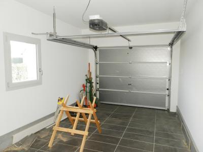 Vente LONS LE SAUNIER Nord (39), maison récente (2013), plain-pied 105 m² env. sur terrain 964 m², GARAGE isolé + carrelé