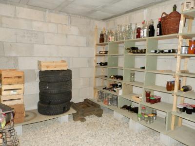 Vente secteur BLETTERANS (39), maison familiale 121 m² (2006), sous-sol enterré, terrain 1508 m², MEZZANINE