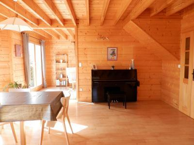 Vente secteur BLETTERANS (39), maison familiale 121 m² (2006), sous-sol enterré, terrain 1508 m², SEJOUR 21.40 m²