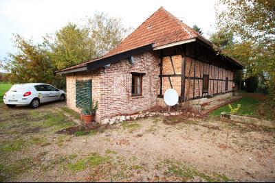 ST GERMAIN DU BOIS, à vendre ferme bressane rénovée de 7 pièces sur terrain de 8000 m²., Ferme Bressane à vendre