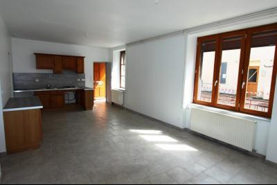 Bletterans centre-ville, à louer appartement, 3 chambres, au calme., Pièce de vie