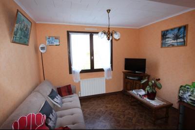 Pierre-de-Bresse (71270) à vendre maison à la campagne avec dépendance sur 8000 m² de terrain., Salon 9,14 m²