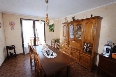 Pierre-de-Bresse (71270) à vendre maison à la campagne avec dépendance sur 8000 m² de terrain., Séjour 15,52 m²