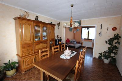 Pierre-de-Bresse (71270) à vendre maison à la campagne avec dépendance sur 8000 m² de terrain., Séjour / Salon 26 m²