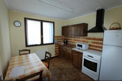 Pierre-de-Bresse (71270) à vendre maison à la campagne avec dépendance sur 8000 m² de terrain., Cuisine 9,19 m²