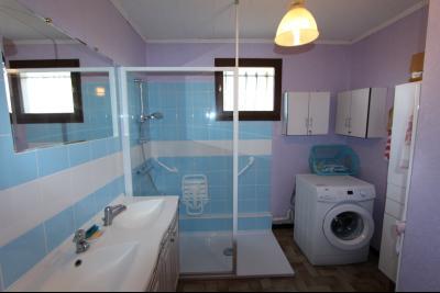 Pierre-de-Bresse (71270) à vendre maison à la campagne avec dépendance sur 8000 m² de terrain., SDB 6,75 m²