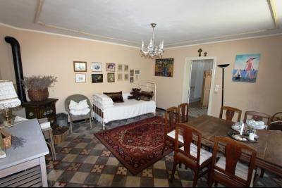 Pierre de Bresse, vends maison de caractère avec gîte indépendant sur 1700 m² de terrain, Terrain