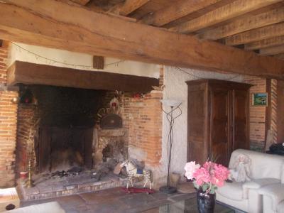 Chaussin, vends superbe propriété de 1640, 10pièces, 360m² habitables sur 3700m² de terrain clos, cheminée d