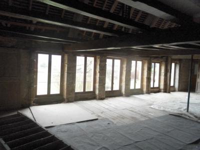 Chaussin, vends superbe propriété de 1640, 10pièces, 360m² habitables sur 3700m² de terrain clos, étage